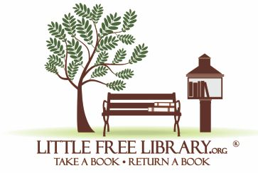 2016 LCR LITTLE FREE LIBRARY LOGO