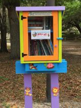 2016 LCR LITTLE FREE LIBRARY